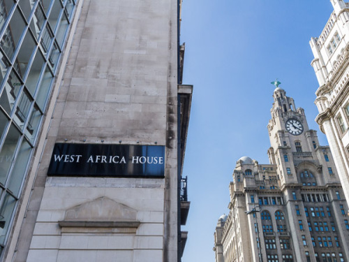 West Africa House, Water Street